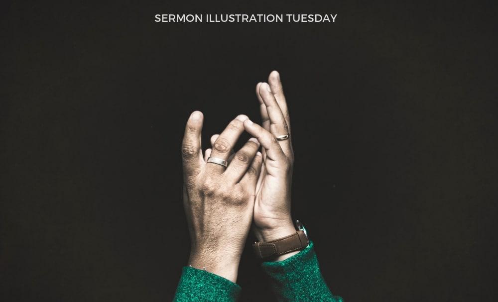 Sermon Illustration Tuesday: We All Worship Something