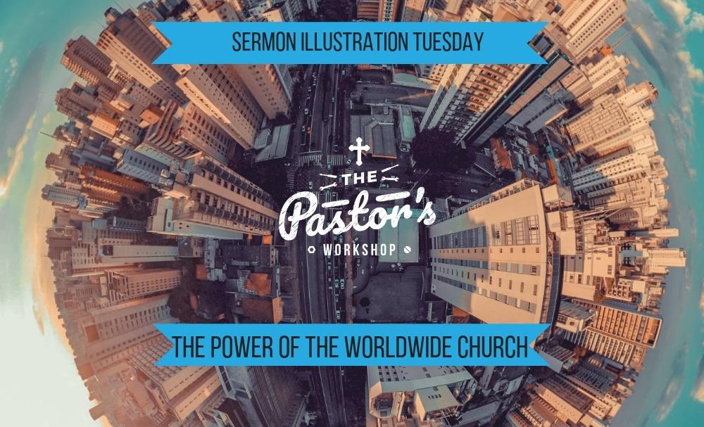 Sermon Illustration Tuesday (10.23.18)