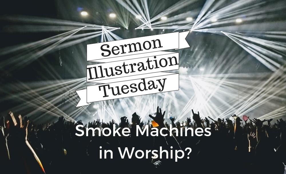 Sermon Illustration Tuesday (10.30.18)