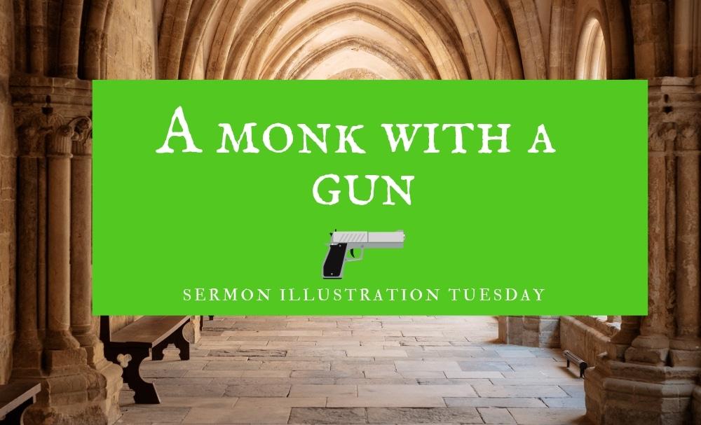 Sermon Illustration Tuesday (11.27)