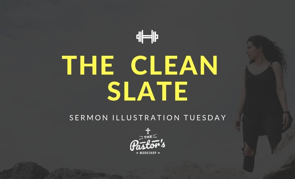 Sermon Illustration Tuesday 12.26