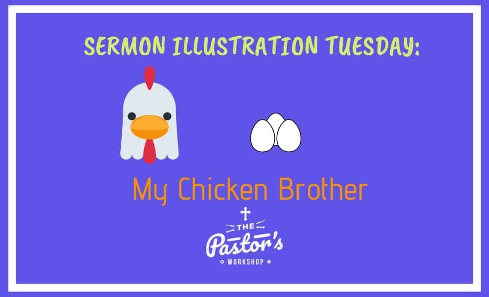 Sermon Illustration Tuesday (12.11)