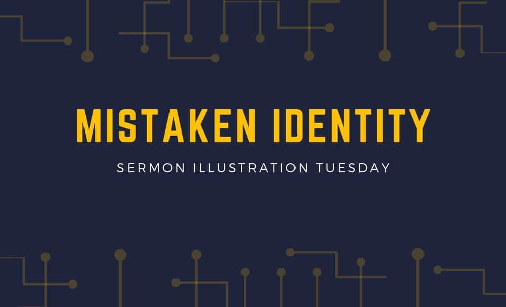 Sermon Illustration Tuesday 12.18