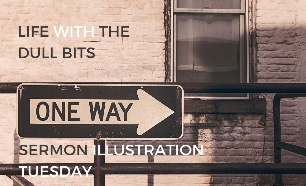 Sermon Illustration Tuesday (2.5)