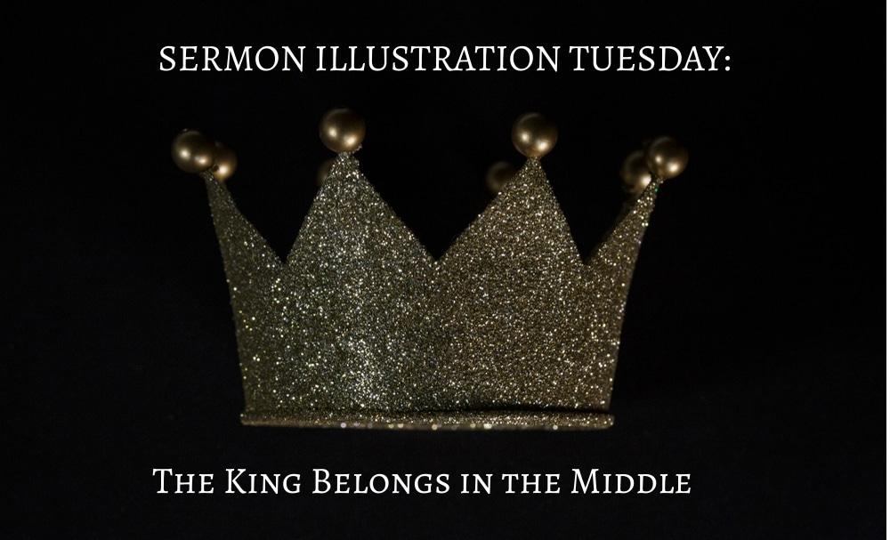 Sermon Illustration Tuesday (3.26)