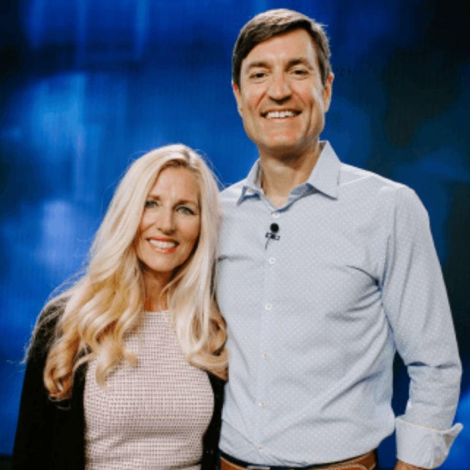 Bill and Kristi Gualtiere